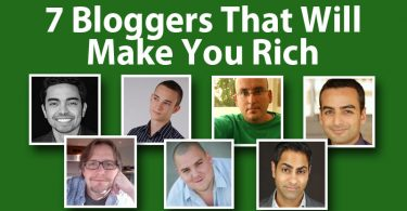 i will make you rich - 7 bloggers