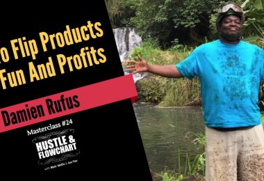 Flipping Products - Damien Rufus