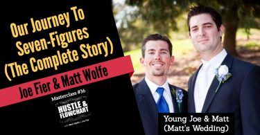 Matt Wolfe and Joe Fier - Our Journey So Far