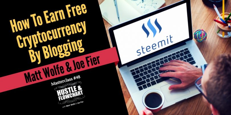 Steemit - Free Cryptocurrency