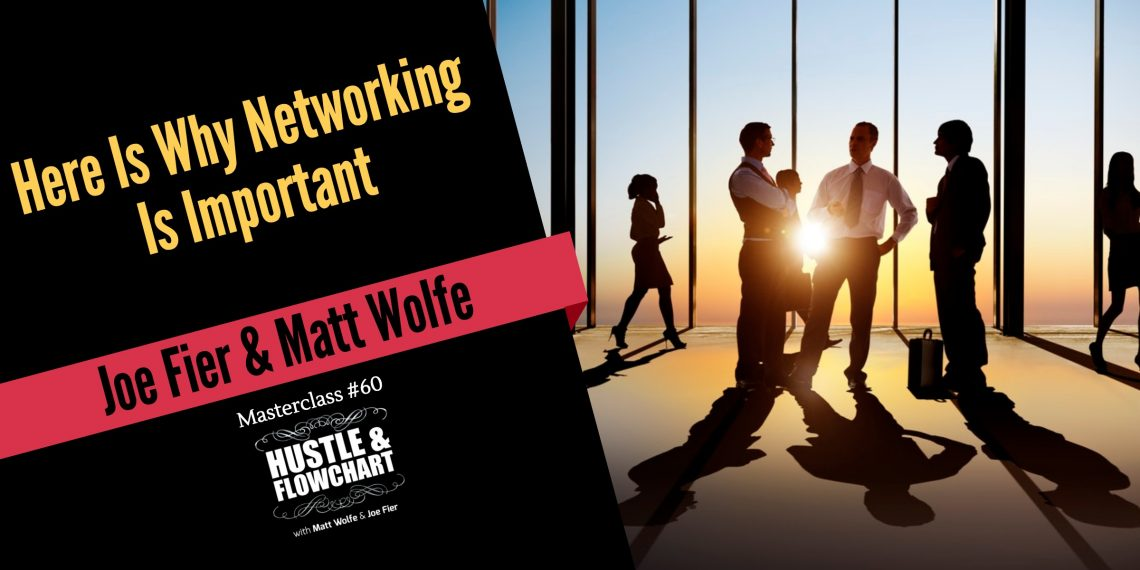 why networking is important
