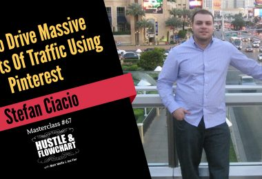 How To Drive Massive Amounts Of Traffic With Pinterest – Stefan Ciancio