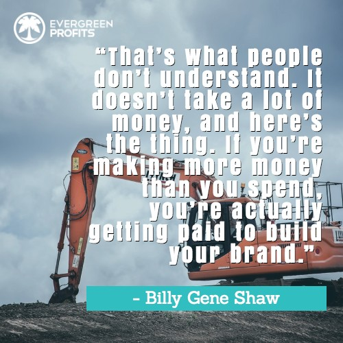 Billy Gene Shaw - How To Use Video And Strategic Advertising