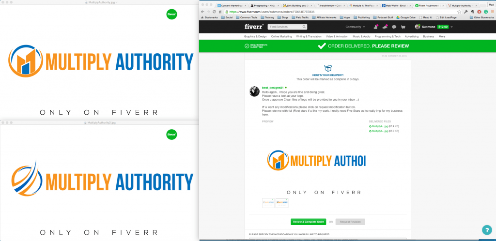 Multiply Authority Logo