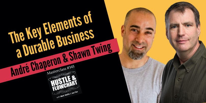 André Chaperon & Shawn Twing